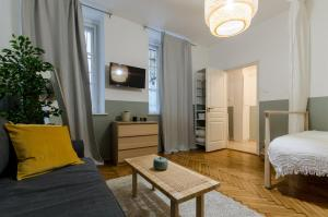 Dill Apartment, Appartamenti  Budapest - big - 4