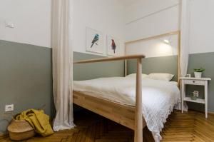 Dill Apartment, Appartamenti  Budapest - big - 12