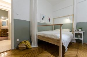 Dill Apartment, Appartamenti  Budapest - big - 14