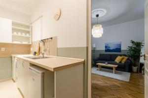 Dill Apartment, Appartamenti  Budapest - big - 17