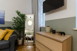Dill Apartment, Appartamenti  Budapest - big - 19