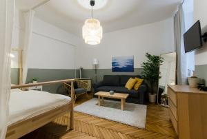 Dill Apartment, Appartamenti  Budapest - big - 20