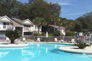 Ocean Walk Resort 2 bdrm Townhome MGR American Dream, Apartments  Saint Simons Island - big - 21