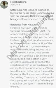Das Loft Suite Bangi @ Evo Suites, Ferienwohnungen  Kampong Sungai Ramal Dalam - big - 38