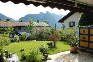 Ferienwohnung Schauberger, Apartmány  Oberammergau - big - 36