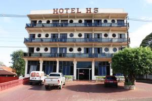 Hotel HS, Hotely  Foz do Iguaçu - big - 8