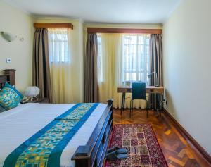 The Cottage Guest House Gigiri, Guest houses  Nairobi - big - 64