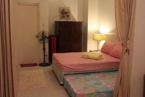 Dr Calayans' Luxury 2BR Condo @ Pico de Loro, Nasugbu, Ferienwohnungen  Nasugbu - big - 81