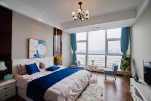 Wisetrip Riverside Apartments, Apartmanok  Hangcsou - big - 15