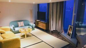 Wisetrip Riverside Apartments, Apartmanok  Hangcsou - big - 18