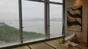 Wisetrip Riverside Apartments, Apartmanok  Hangcsou - big - 23