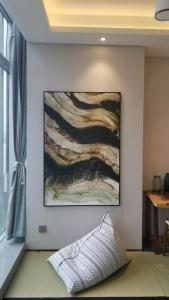 Wisetrip Riverside Apartments, Apartmanok  Hangcsou - big - 25