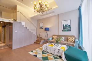 Wisetrip Riverside Apartments, Apartmanok  Hangcsou - big - 26