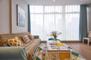 Wisetrip Riverside Apartments, Apartmanok  Hangcsou - big - 27