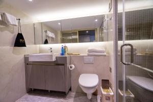 Wisetrip Riverside Apartments, Apartmanok  Hangcsou - big - 28