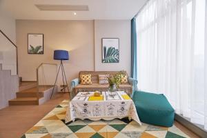 Wisetrip Riverside Apartments, Apartmanok  Hangcsou - big - 31