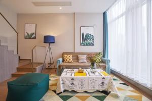 Wisetrip Riverside Apartments, Apartmanok  Hangcsou - big - 32
