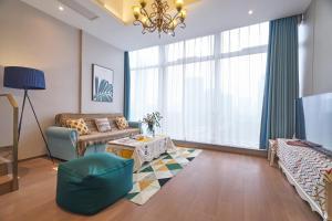 Wisetrip Riverside Apartments, Apartmanok  Hangcsou - big - 33