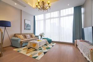 Wisetrip Riverside Apartments, Apartmanok  Hangcsou - big - 37