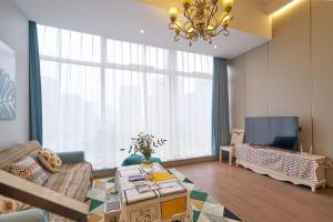 Wisetrip Riverside Apartments, Apartmanok  Hangcsou - big - 38