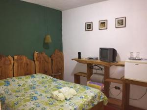 Pousada Seriema e Camping, Affittacamere  Cunha - big - 26