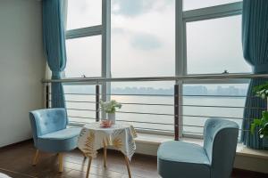 Wisetrip Riverside Apartments, Apartmanok  Hangcsou - big - 39