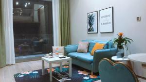 Wisetrip Riverside Apartments, Apartmanok  Hangcsou - big - 40
