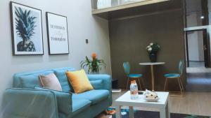 Wisetrip Riverside Apartments, Apartmanok  Hangcsou - big - 41