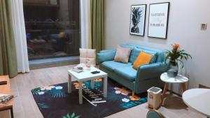 Wisetrip Riverside Apartments, Apartmanok  Hangcsou - big - 42