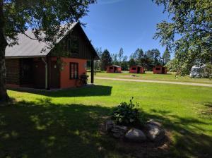 Chata Rätsepa Holiday Center Tahkuranna Estonsko
