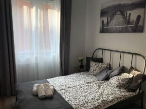 Dolce Vita Rumbach, Residence  Budapest - big - 36