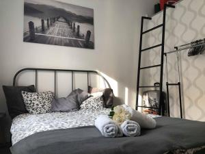 Dolce Vita Rumbach, Residence  Budapest - big - 41