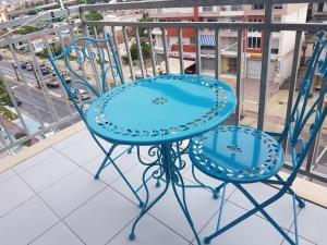 Apartment Rruga Pavaresia Nd. 26 2008 Durres, Апартаменты  Дуррес - big - 3
