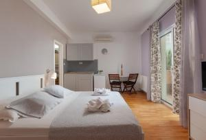 Apartments Roko, Apartmanok  Podgora - big - 28