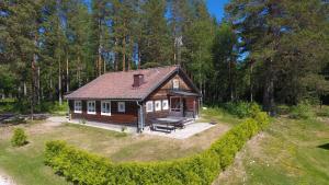 Chata Villa Styrsjön Leksand Švédsko