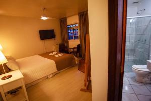 Superior-dobbeltværelse med pejs