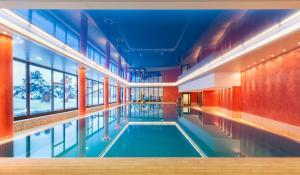 Dorint Blüemlisalp Beatenberg/Interlaken, Residence  Beatenberg - big - 41