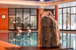 Dorint Blüemlisalp Beatenberg/Interlaken, Residence  Beatenberg - big - 42
