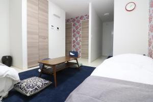 HG Cozy Hotel No.39, Apartments  Osaka - big - 12