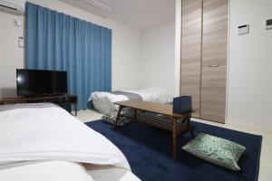 HG Cozy Hotel No.39, Apartments  Osaka - big - 48