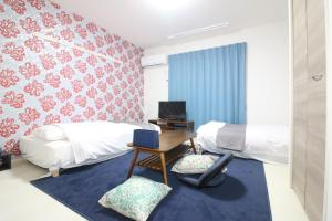 HG Cozy Hotel No.39, Apartments  Osaka - big - 6
