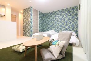 HG Cozy Hotel No.39, Apartments  Osaka - big - 3