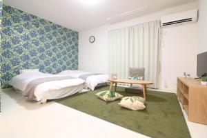 HG Cozy Hotel No.39, Apartments  Osaka - big - 16