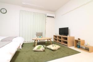 HG Cozy Hotel No.39, Apartments  Osaka - big - 17