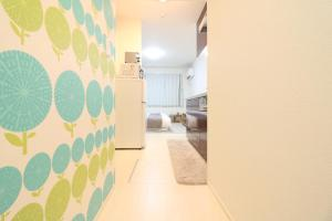 HG Cozy Hotel No.39, Apartments  Osaka - big - 39