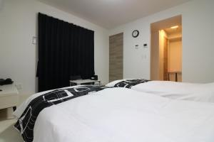 HG Cozy Hotel No.39, Apartments  Osaka - big - 21