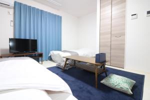 HG Cozy Hotel No.39, Apartments  Osaka - big - 4
