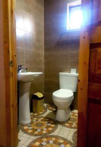 Guest House Villa, Гостевые дома  Кварели - big - 61