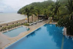 Dr Calayans' Luxury 2BR Condo @ Pico de Loro, Nasugbu, Ferienwohnungen  Nasugbu - big - 161