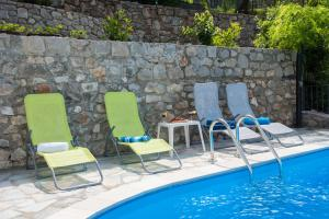 Sunset Holiday Home, Nyaralók  Tivat - big - 25